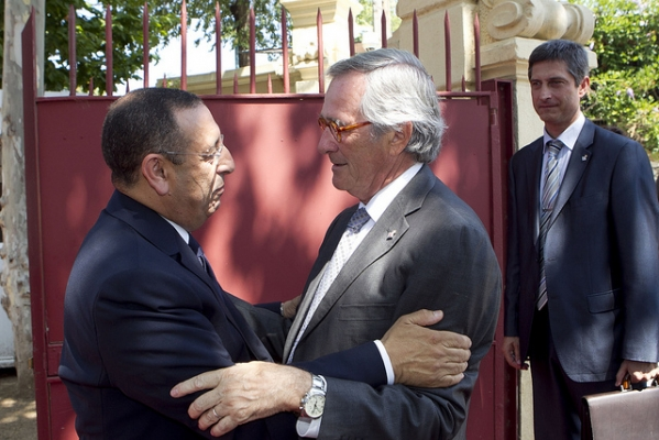 Take Office ceremony of Mr. Youssef Amrani