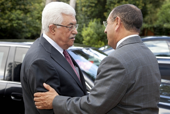 President Abbas visit to the Secretariat of the Union for the Mediterranean