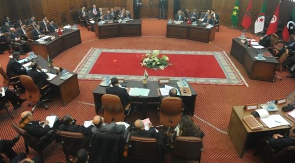 Réunion à Rabat du Comité de suivi de l\'Union du Maghreb Arabe