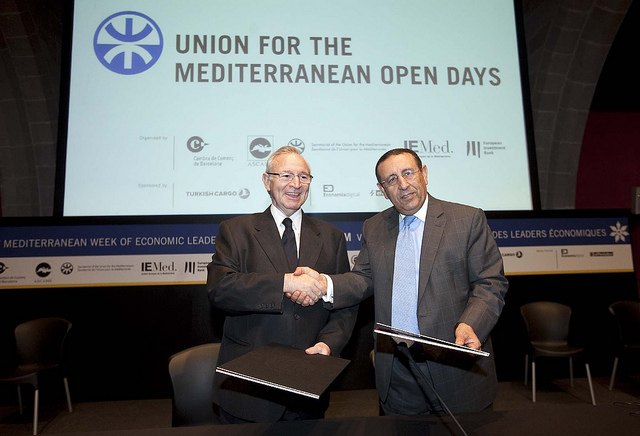 Open days: signature with ascame (UfM)