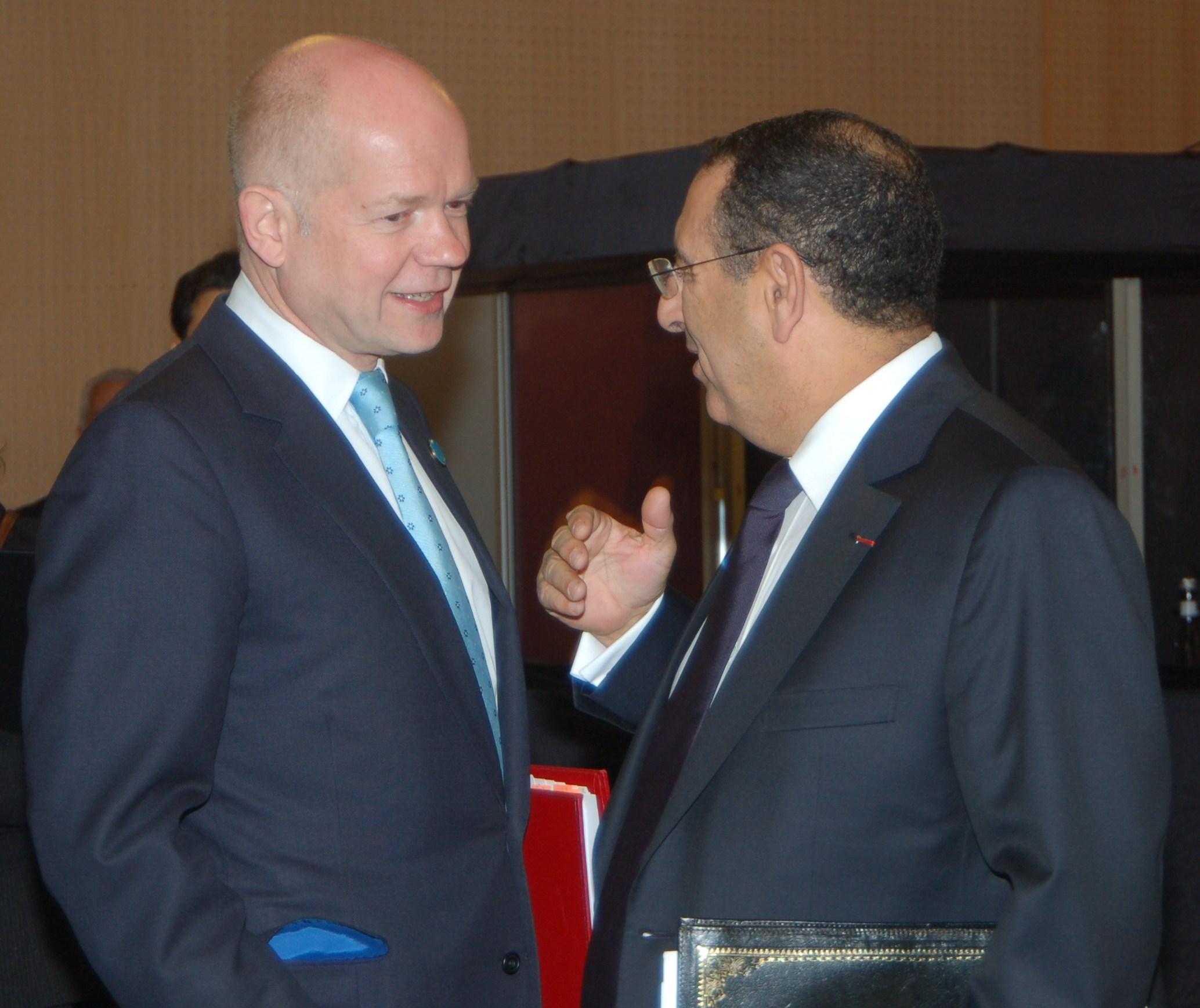 M. Amrani: Le Maroc cherchera les compromis nécessaires pour un soutien beaucoup plus important à la coalition syrienne